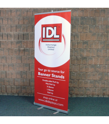 Super-Banner IBS 200R Series Roll Up Banner Stand