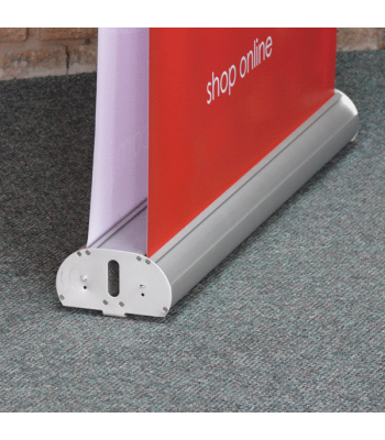 Super-Banner IBS 200R Series Double Sided Roll Up Banner Stand
