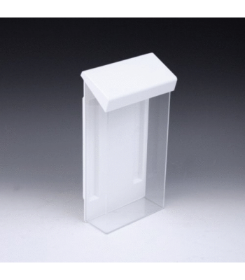 Clear Outdoor Brochure Holder for 4x9 Literature