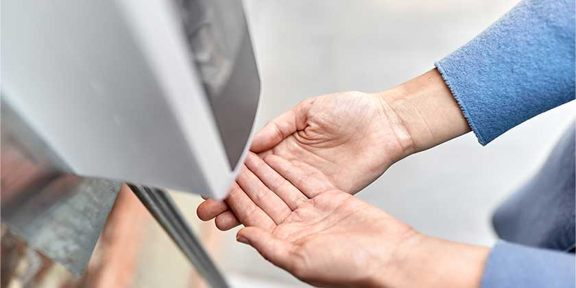 Touchless Automatic Hand Sanitizer